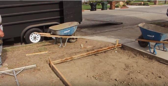 Concrete Services - Concrete Driveway San Antonio