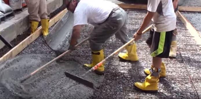 Concrete Services - Concrete Foundations San Antonio